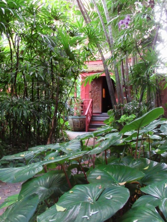 Tour of Jim Thompson house