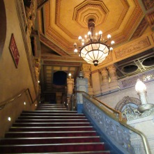 Grand interior of the Civic Theatre