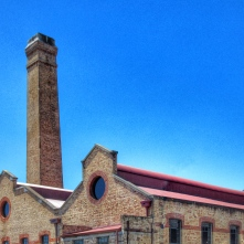 Historic buildings of Victoria Park Markets